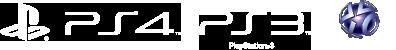 PS + PS4 + PS3 + PSN Logos