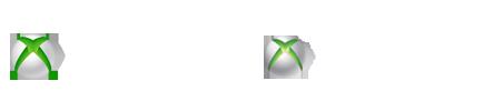 Xbox One + Xbox 360 (Trans/White)