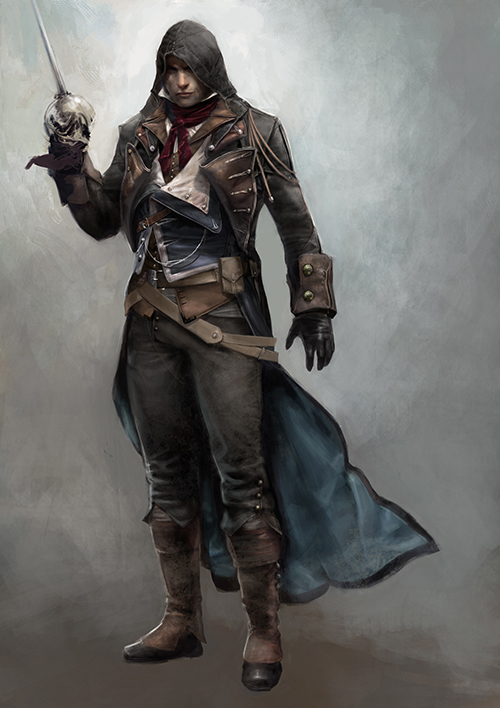 Ubisoft: We Wanted Arno To Feel Like An Actual Person In Assassin's Creed Unity 1