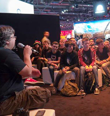 AUG 2014 - Twitter Q&A at Gamescom - Thumb