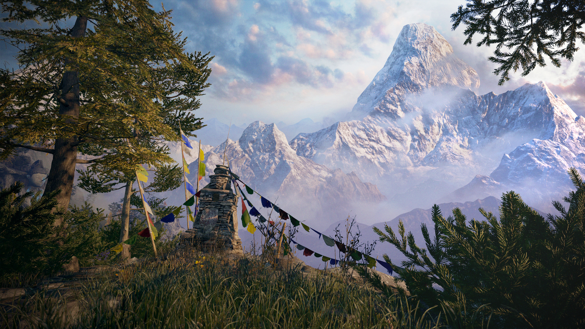 watch the latest far cry 4 trailers screenshots and artworks