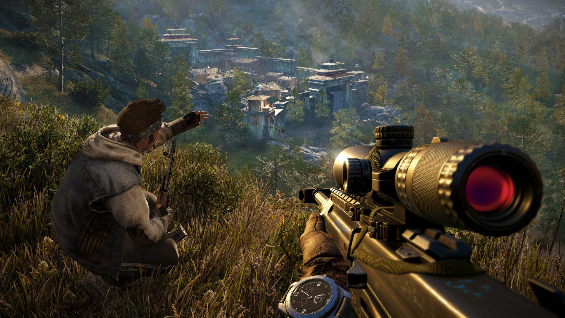 Far Cry 4 - скачать бесплатно торрент