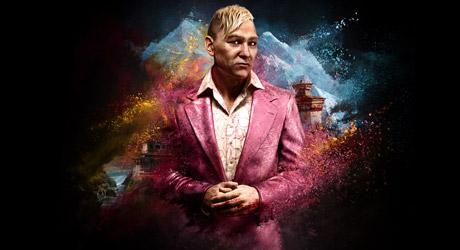 Log in to my Far Cry 4 Profile