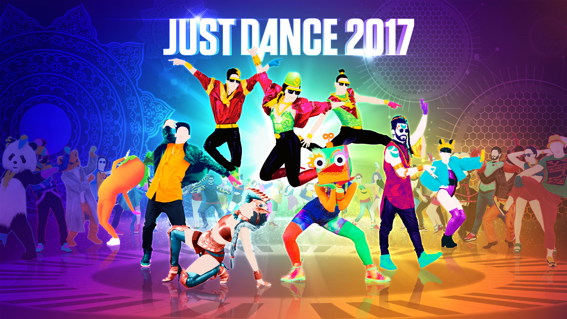 Image result for just dance 2017