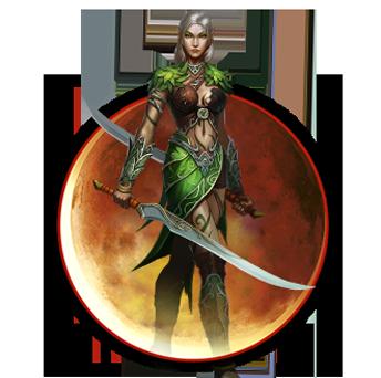 Might and Magic x Legacy - Bladedancer