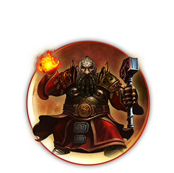 Might and Magic x Legacy - RUNE PRIEST