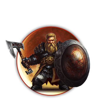Might and Magic x Legacy - Dwarf Defender