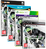 Pre-Order Splinter Cell Black List Now.