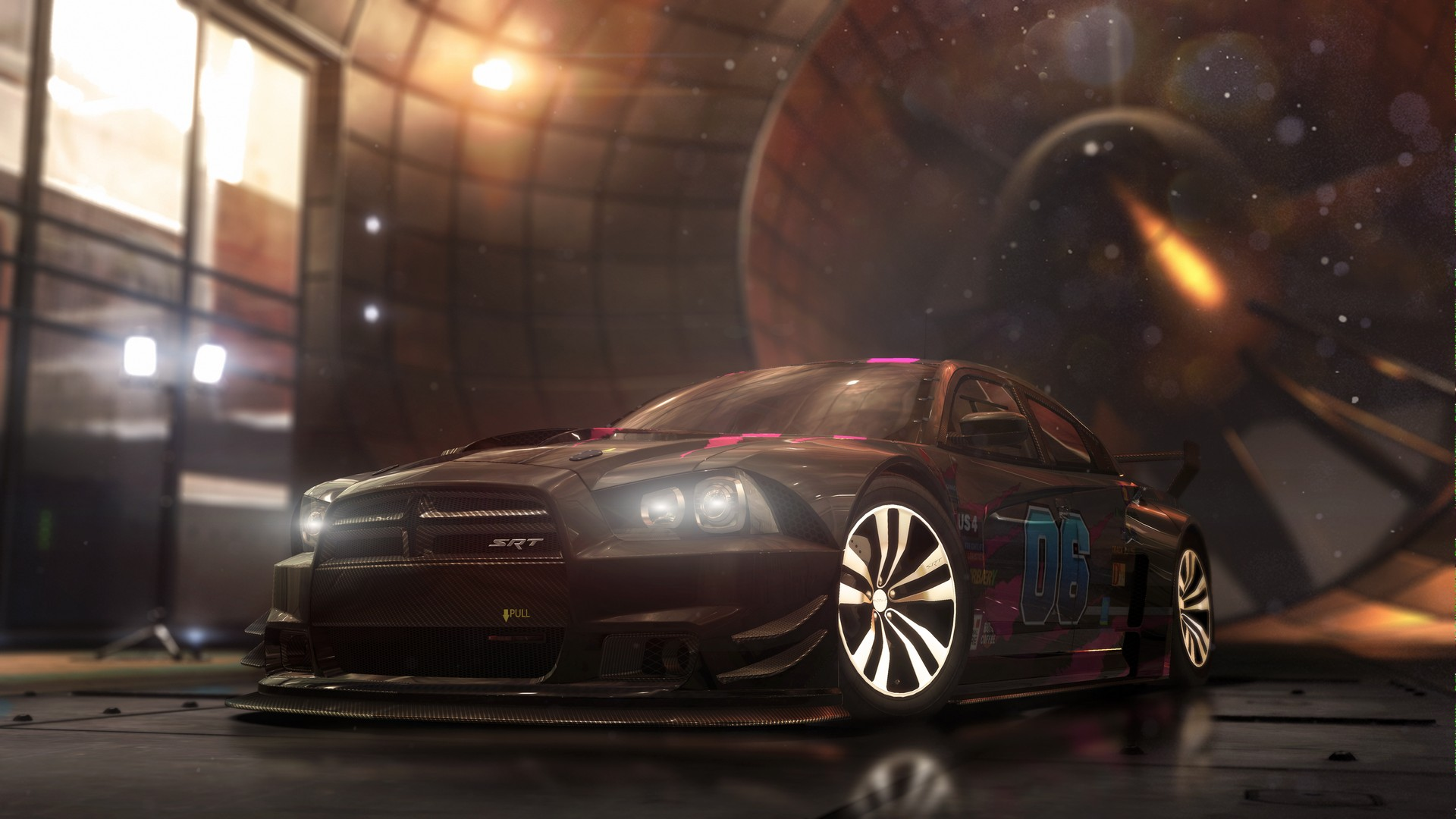 Dodge official cars and tuning kits  The Crew