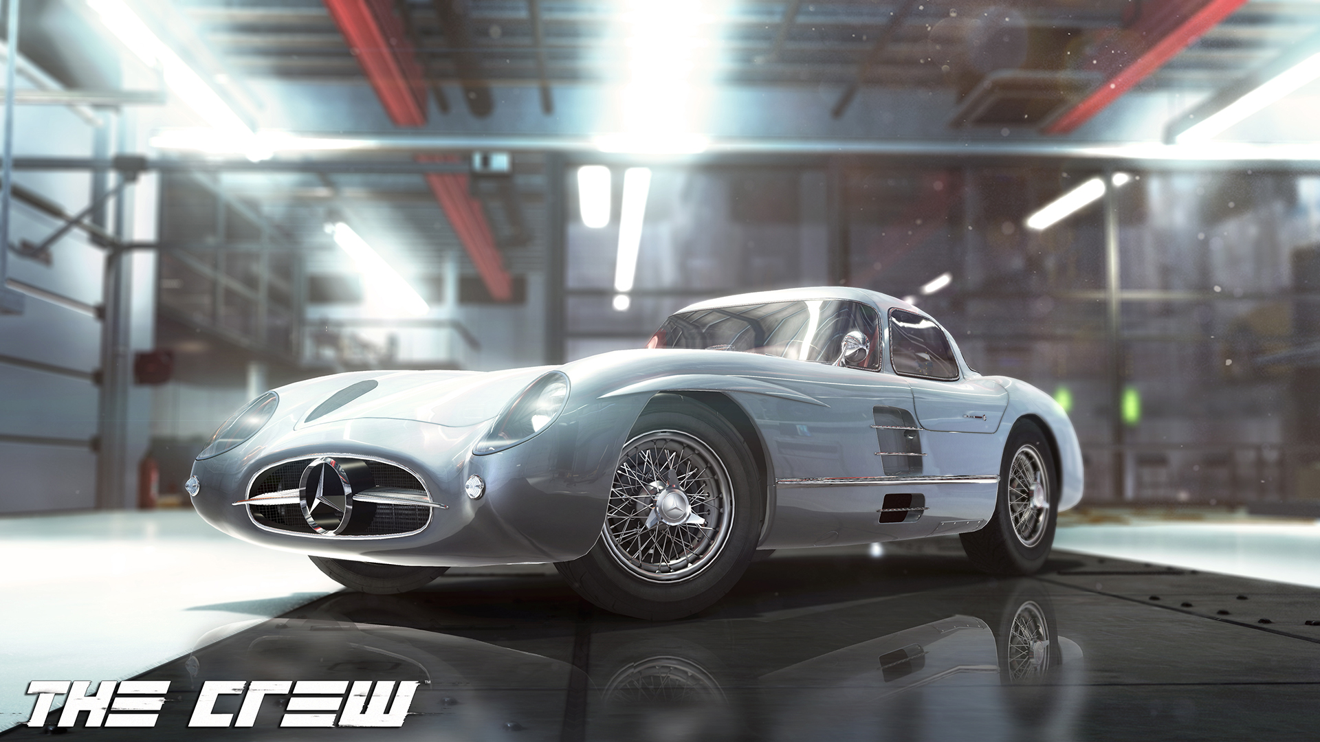 Promozione mercedes news the crew for Mercedes benz games