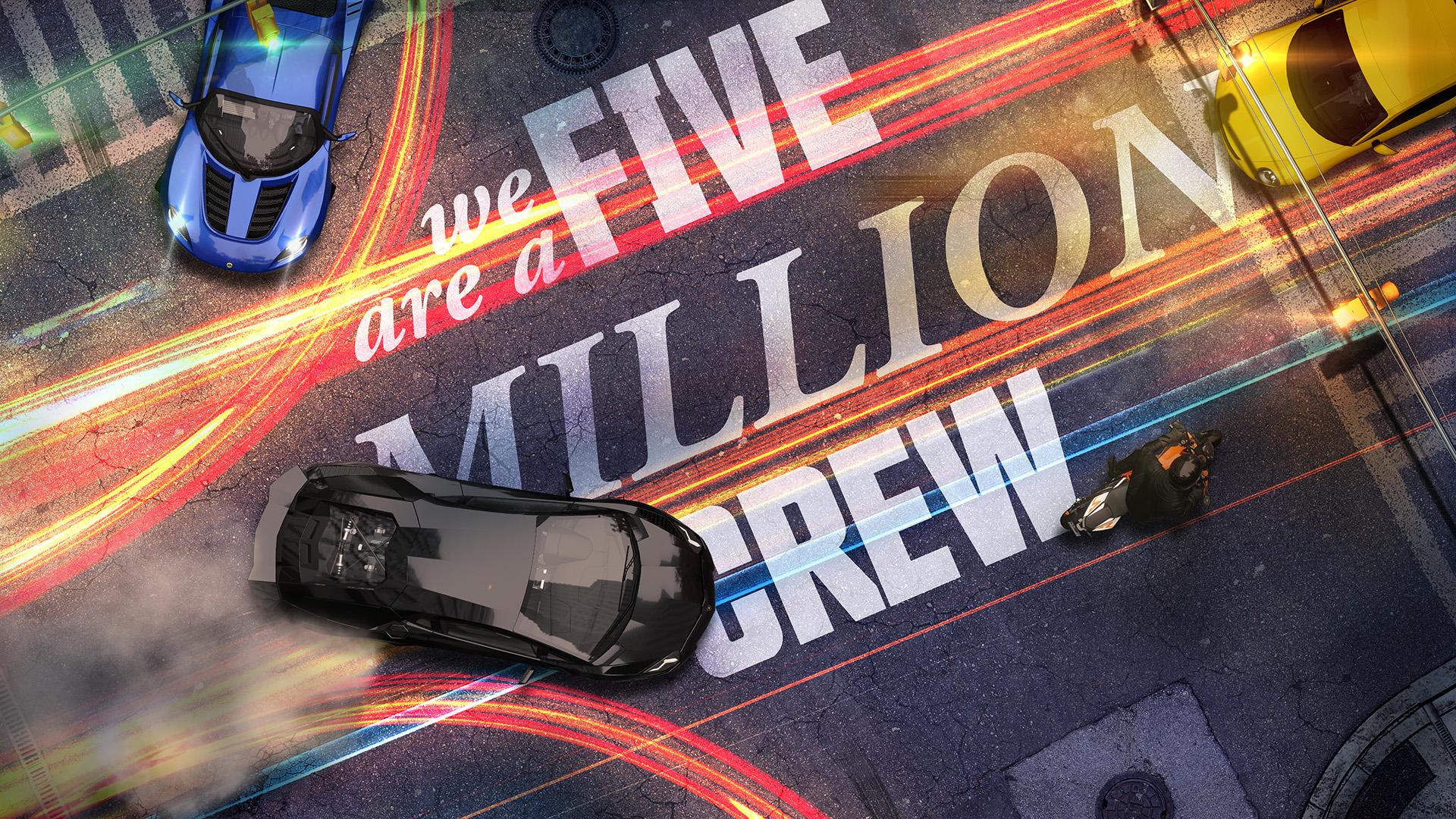 5 Million Crew