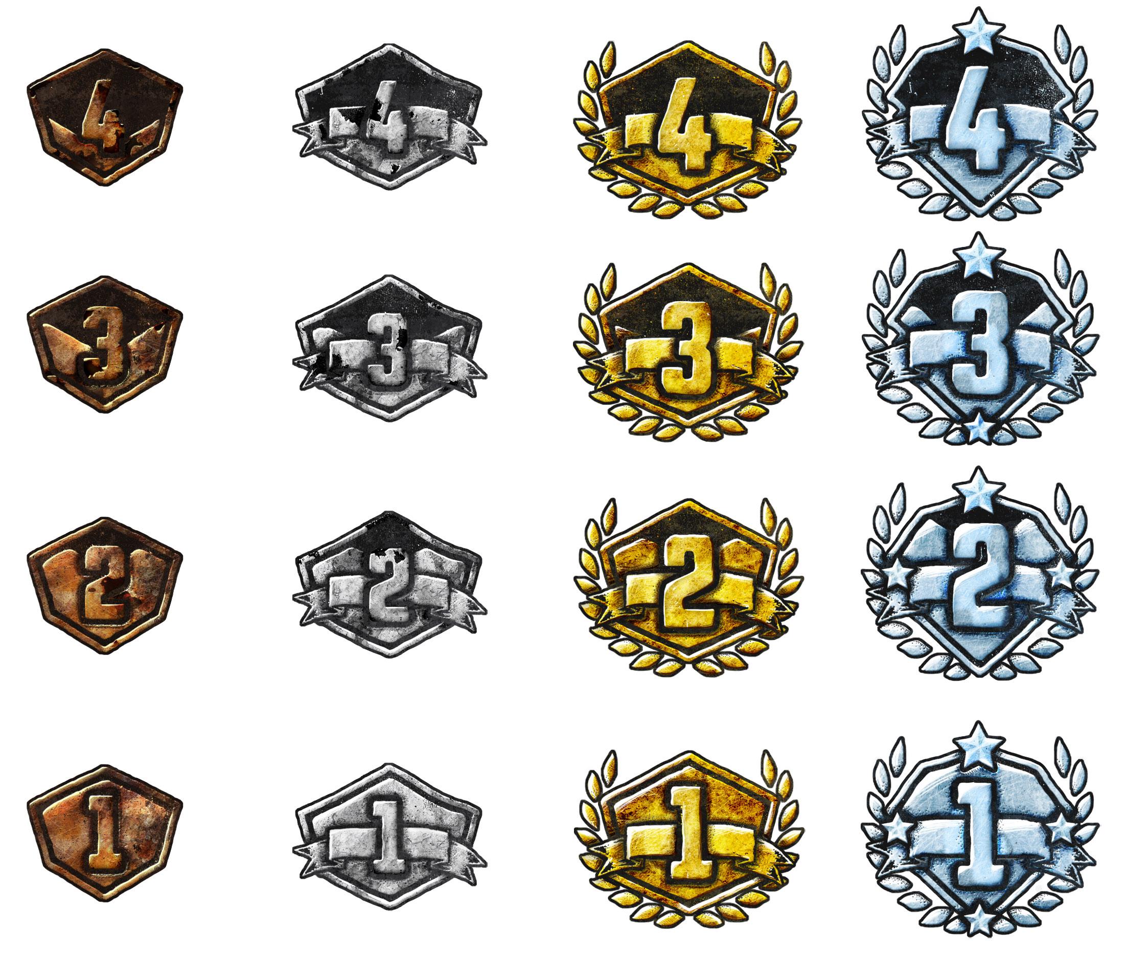 paladins how to get platinum rank