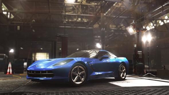 Corvette C7 590x332