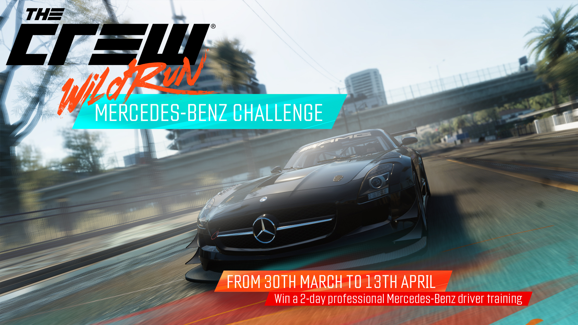 Mercedes Challenge