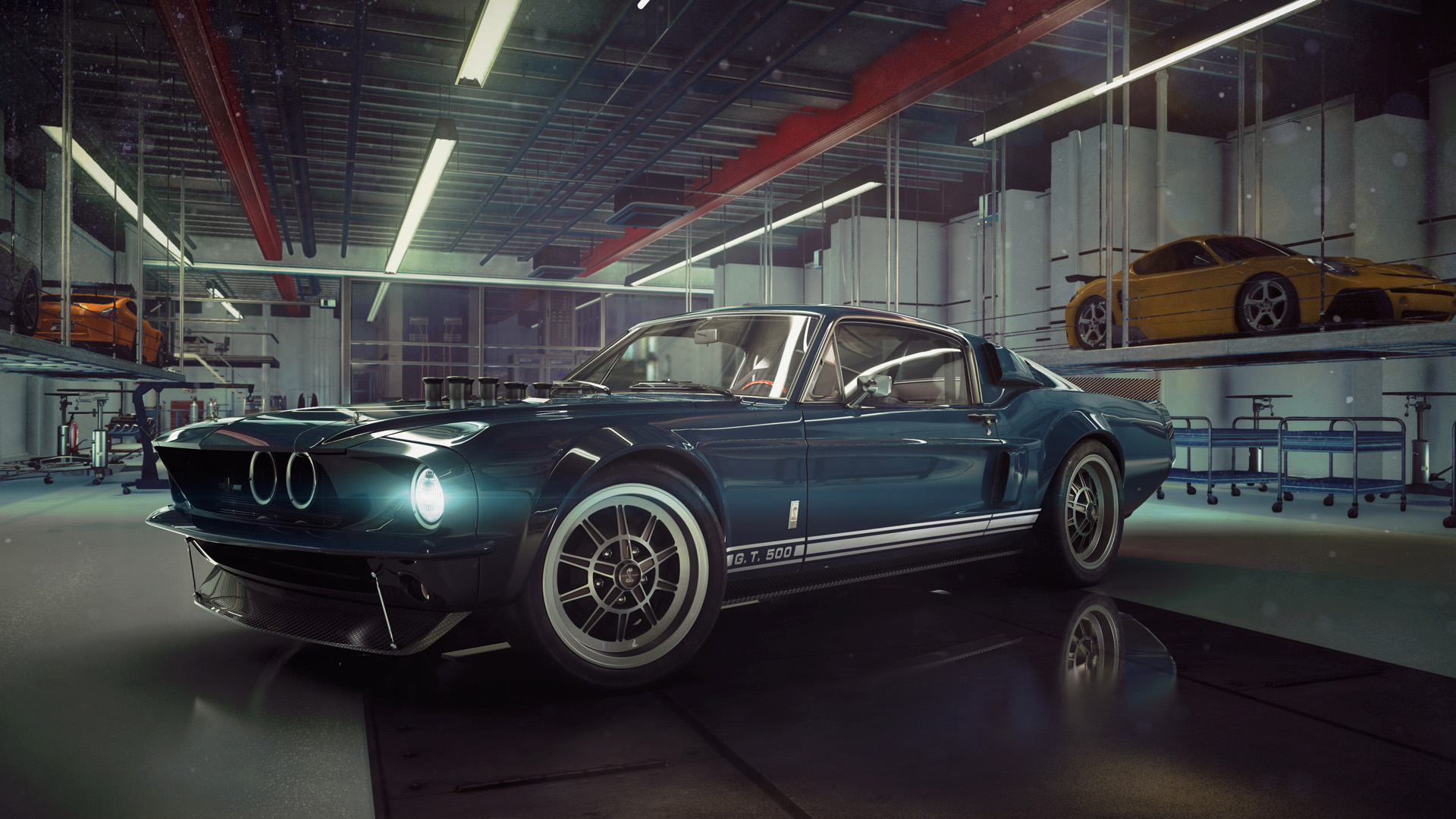 Shelby cars and tuning kits ubisoft us