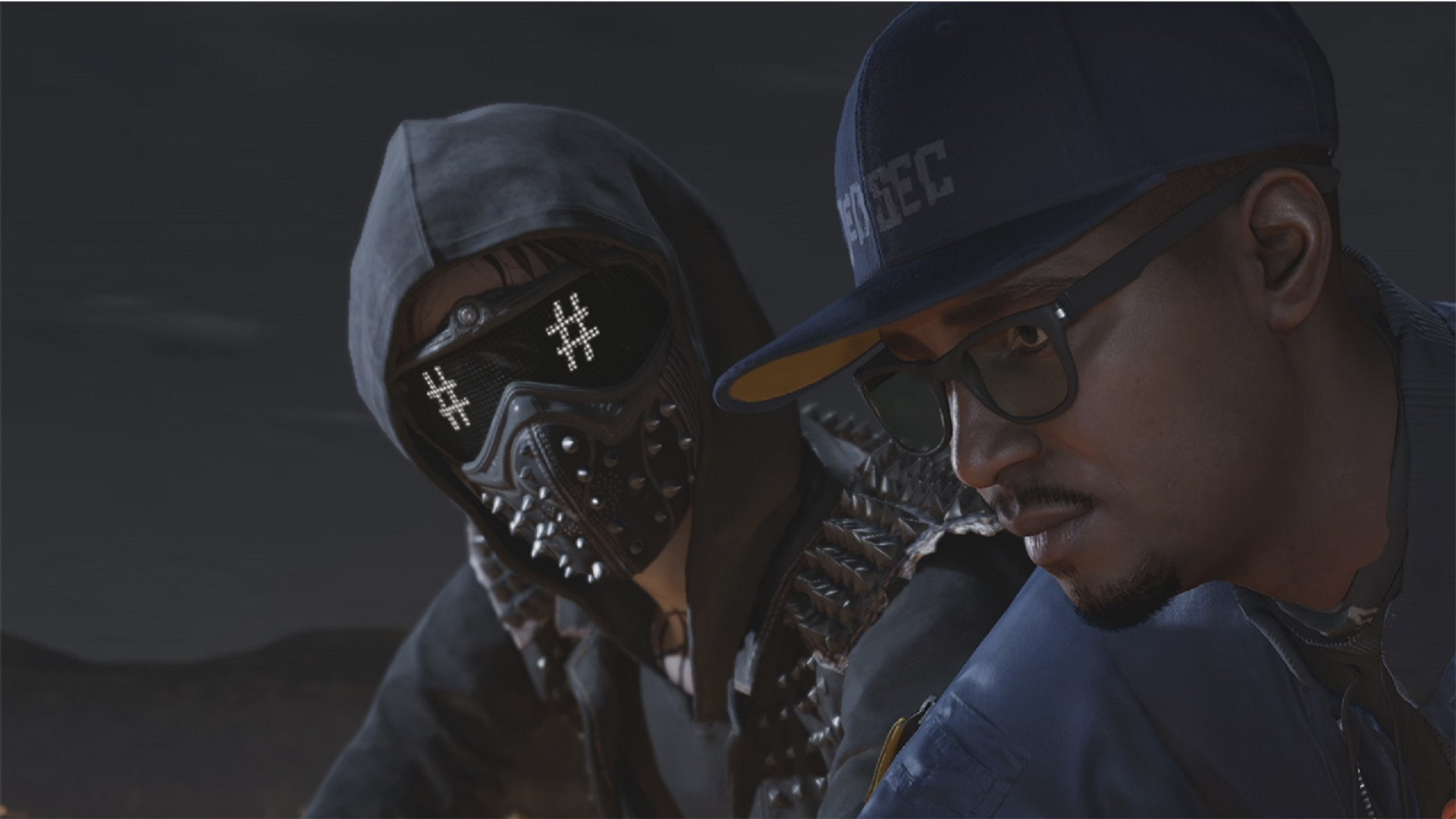 Watch Dogs  Character Vagina