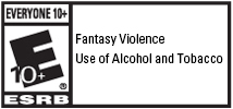 [Child of light] ESRB E + Descriptors (univers)
