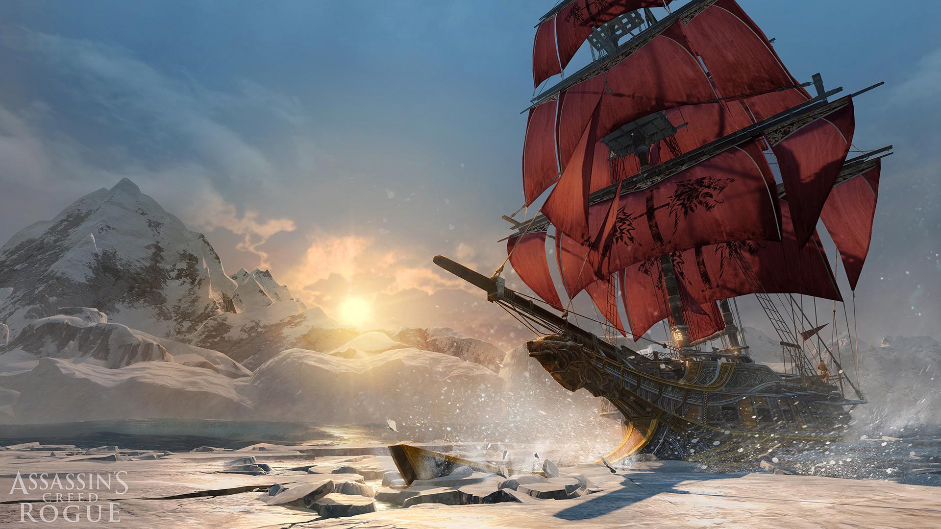 Avance de Assassin's Creed Rogue 2