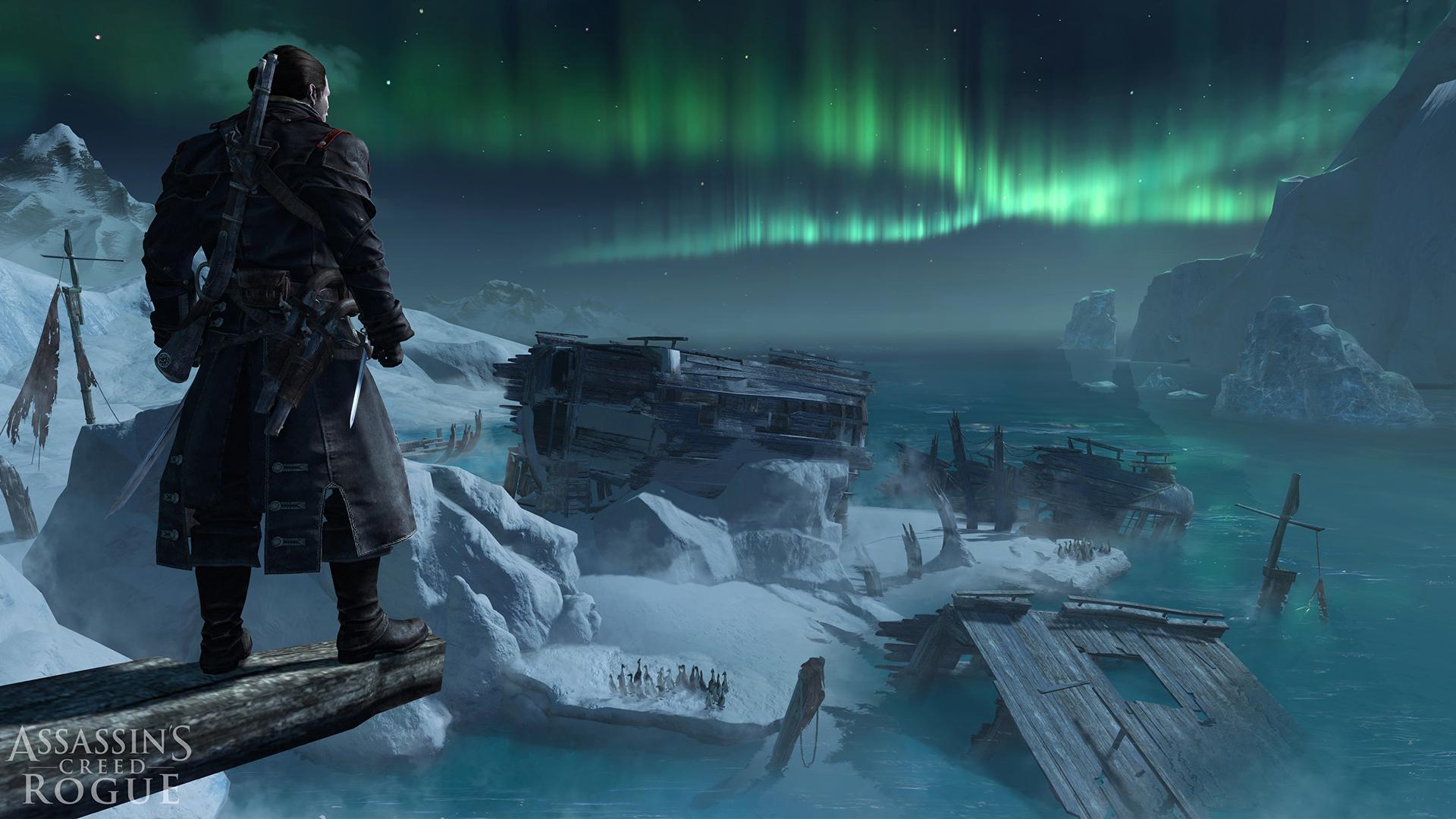Avance de Assassin's Creed Rogue 1
