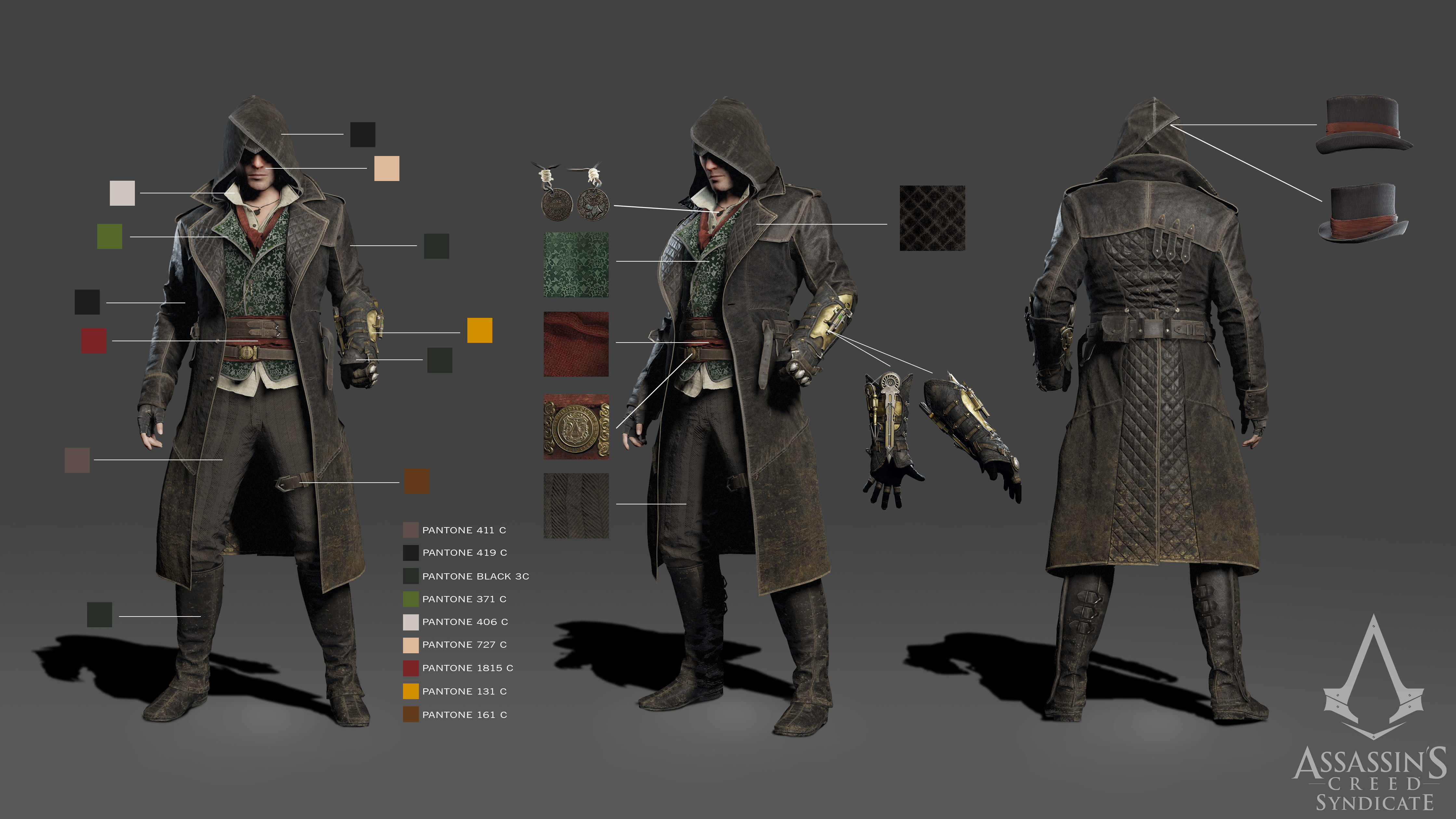assassin 39 s creed syndicate cosplay guide. Black Bedroom Furniture Sets. Home Design Ideas