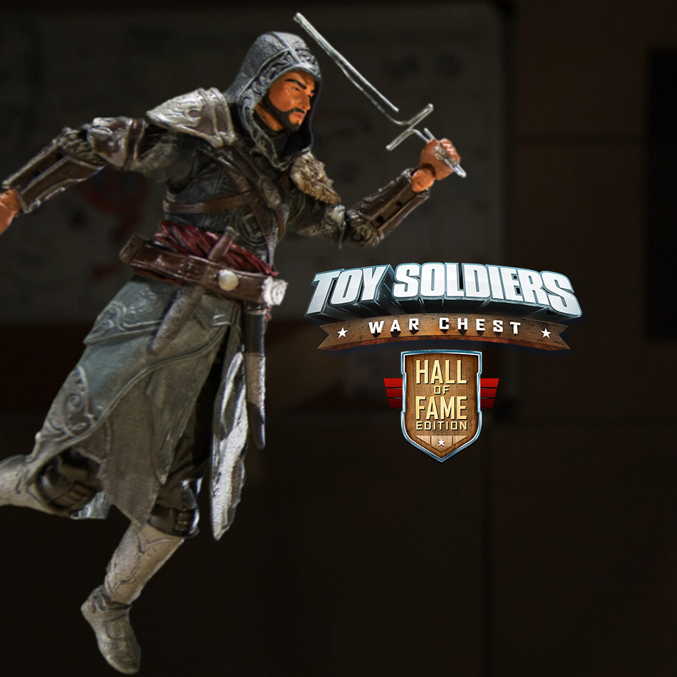 [2015-08-11] Ezio in Toy Soldiers - THUMB