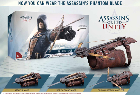 Phantom Blade Packaging and All Modes Image