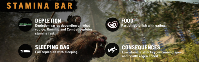 how to run in far cry primal