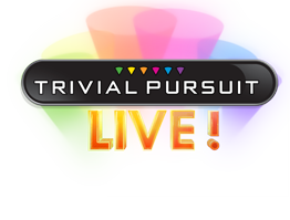 TRIVIAL PURSUIT LIVE! logo