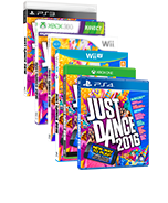 Just Dance Games