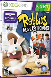 alive and kicking boxshot [placeholder]