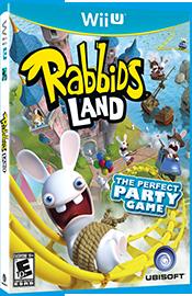 Rabbids Land Boxshot