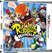 Rabbids Rumble 3DS