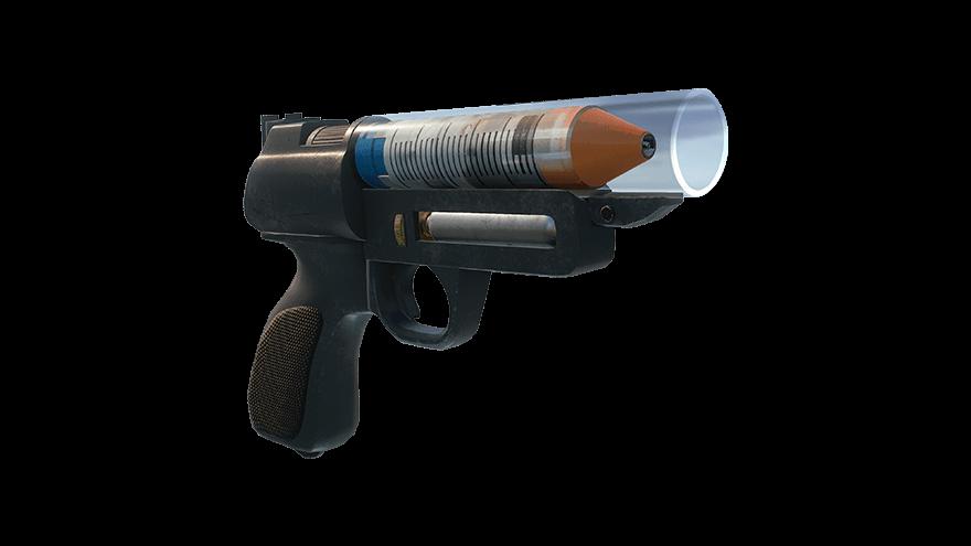 Gadget - MPD-0 Stim Pistol