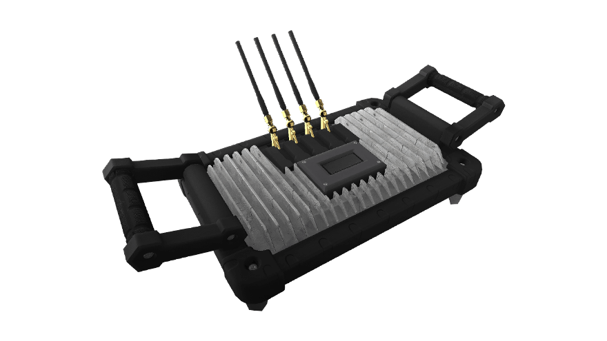 "Gadget - GC90 ""Moni"" Signal Disruptor"