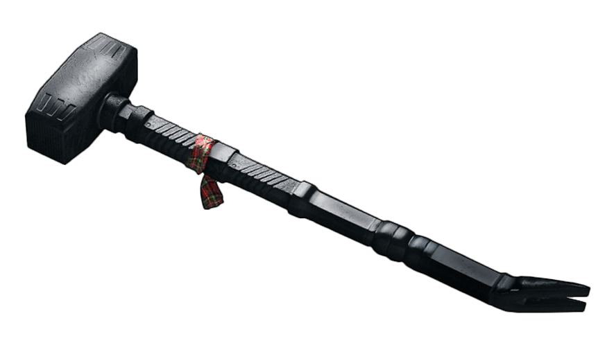 Gadget - The Caber (Tactical Breaching Hammer)