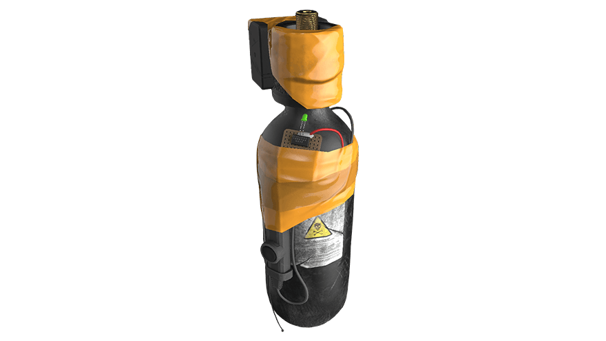 Gadget - Compound M8 (Remote Gas Grenade)