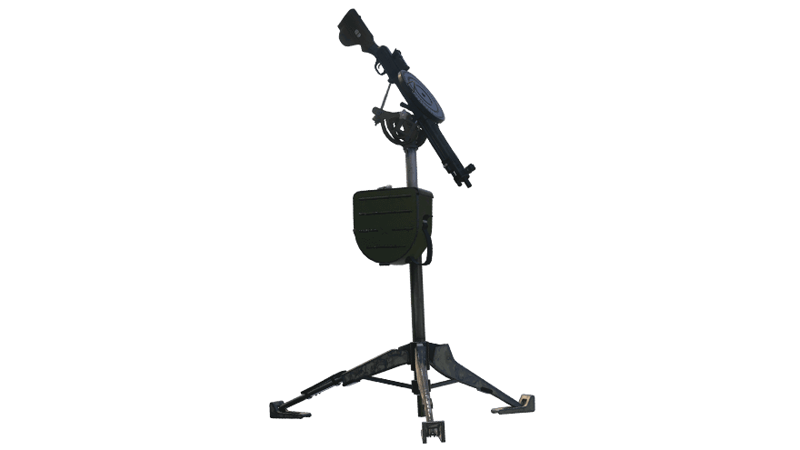 Gadget - RP-46 Degtyaryov Machine Gun