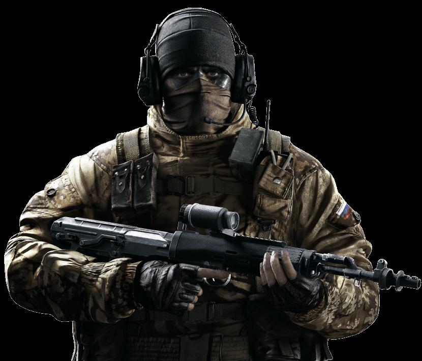 Operator Profile - Glaz