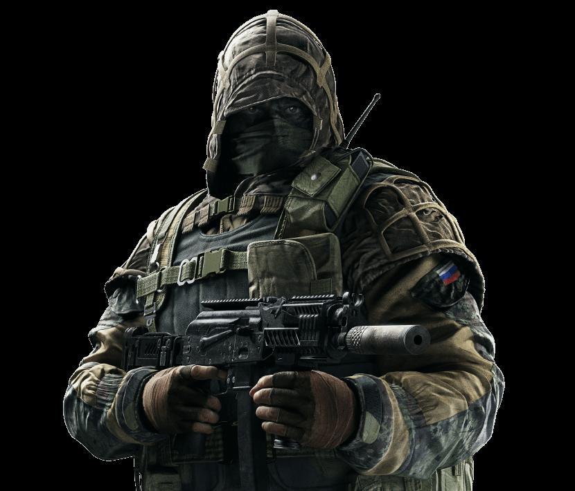 Operator Profile - Kapkan