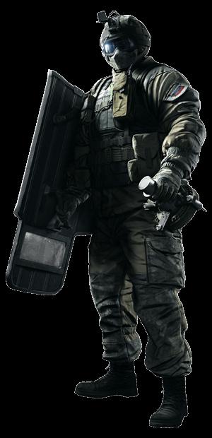 Operator Profile - Fuze