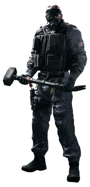 Operator Profile - Sledge