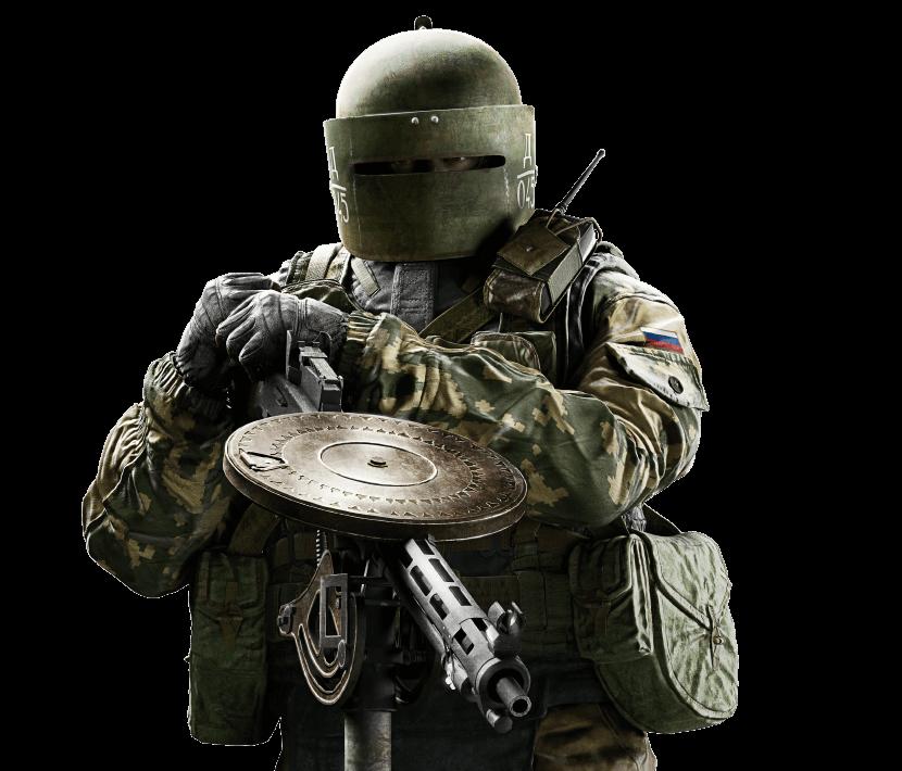 Operator Profile - Tachanka