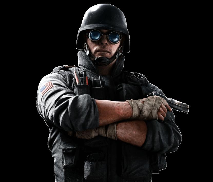 Operator Profile - Thermite