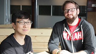 [News Image] Behind the Wall - Q&A Chris Lee and Andrew Witts - Thumb