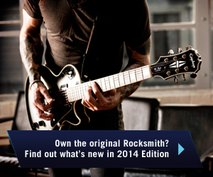 Rocksmith Returning Players - Find out what's new in Rocksmith 2014 Edition