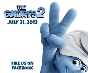 Smurfs2 Movie Promo