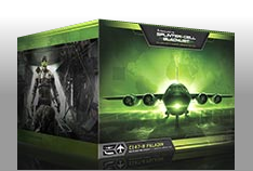 Pre-Order Splinter Cell Blacklist Collector's Edition