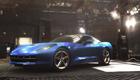 Corvette C7 140x80