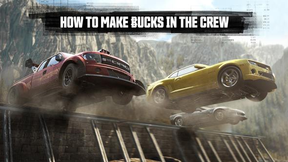 Making Bucks in The Crew 590x332