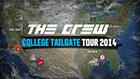 2014 College Tailgate Tour 140x80